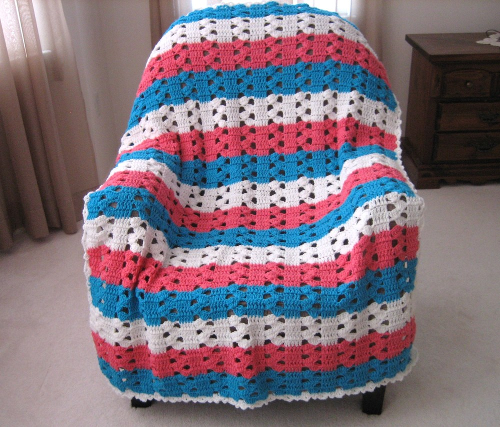 Shell Afghan Crochet Pattern Cool Inspiration