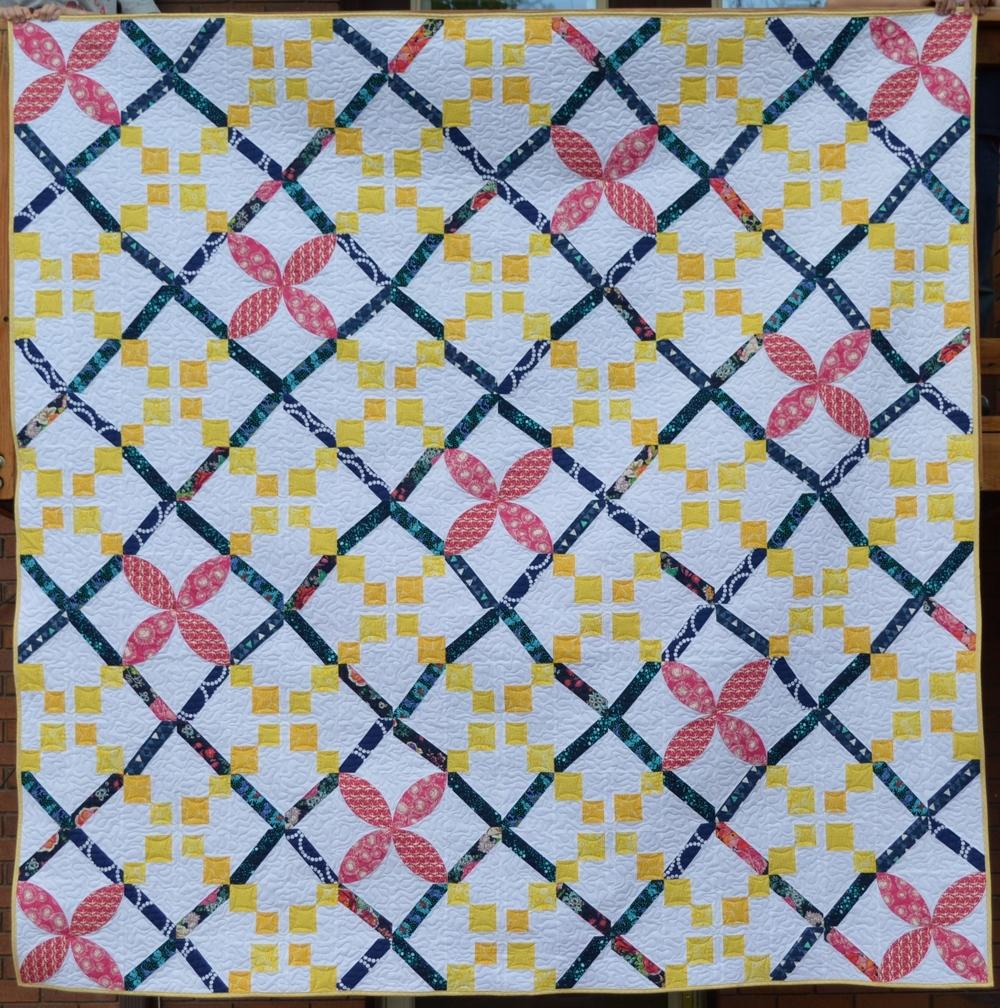 Irish Chain Quilt Twist Favequilts Com