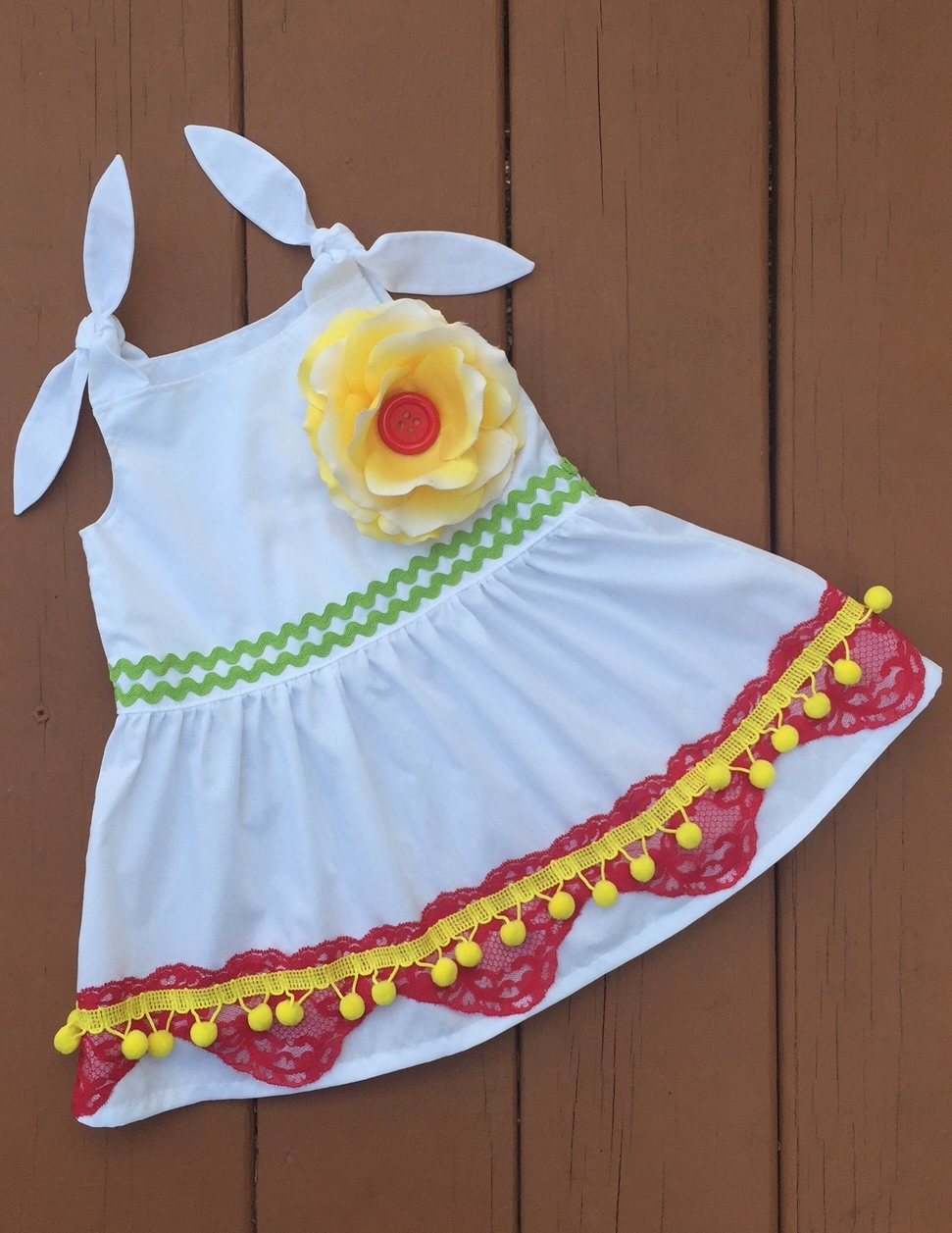 Cinco De Mayo Free Dress Pattern Allfreesewing Com