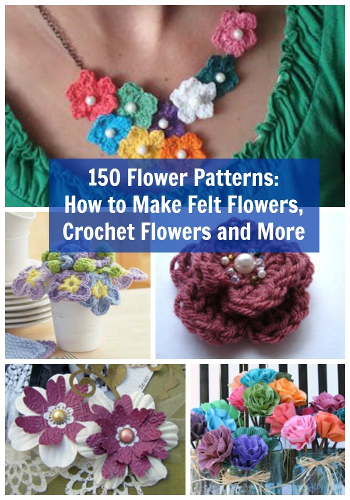 31 Free Crochet Flower Patterns Favecrafts