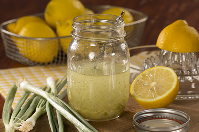 Zesty Lemon Dressing