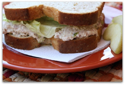 Mamaws Best Tuna Salad