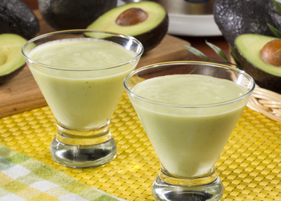 Powerhouse Avocado Smoothie