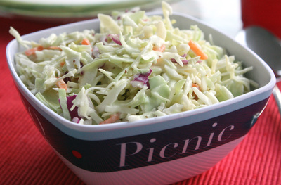 Some of our favorite easy summer picnic recipes are deli salads! Macaroni  salad, potato salad, and coleslaw are always party favorites, plus they're  easy to ...