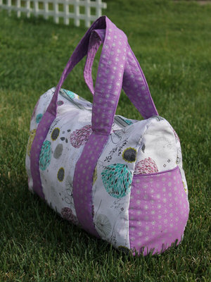 Overnight Free Bag Pattern