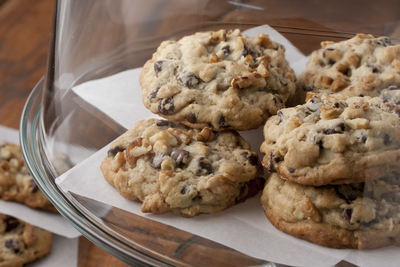 Famous Hotel Chocolate Chip Cookies
