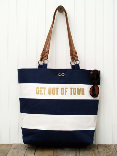 Nautical Kate Spade Knock-Off