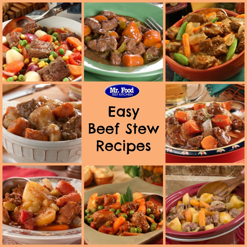 How To Make A Stew: Top 21 Beef Stew Recipes