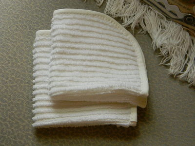 Recycled Chenille Washcloths