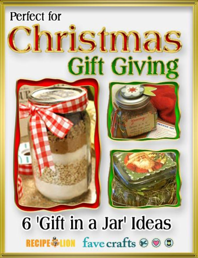 Perfect for christmas gift giving 6 gifts in a jar ideas ebook perfect for christmas gift giving 6 gifts in a jar ideas ebook favecrafts solutioingenieria Choice Image