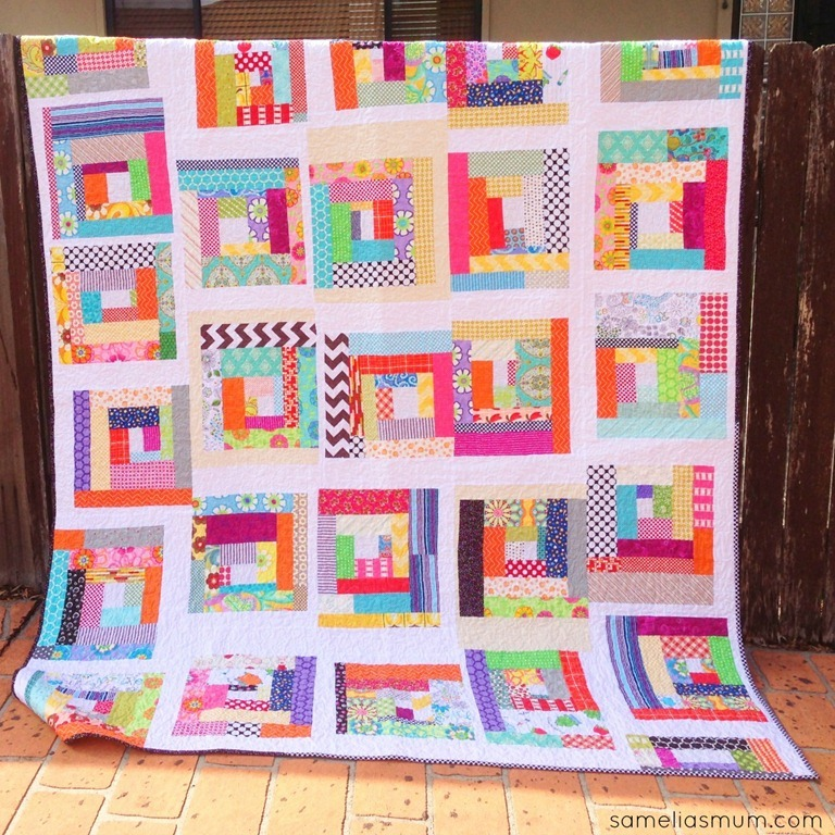 45+ Easy Quilt Patterns for Beginners | AllFreeSewing.com : beginner quilt blocks - Adamdwight.com
