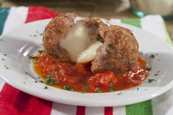 Meatballs from minced meat: a recipe for cooking. How to make meatballs from stuffing