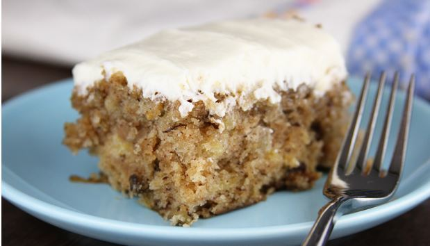 Simple Hummingbird Cake Recipe Favesouthernrecipes Com