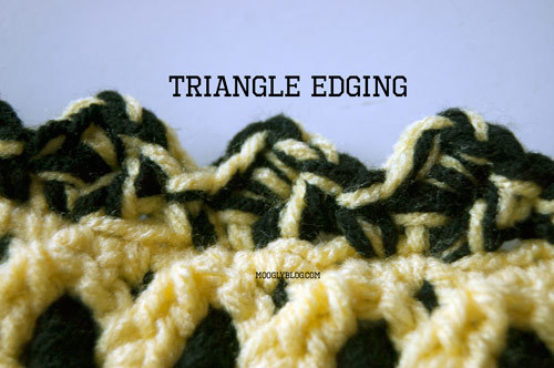 Crochet Borders 30 Crochet Edge Patterns And Tutorials