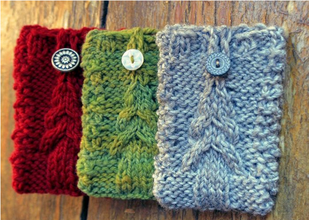 Gift Card-igan DIY Gift Card Holders | AllFreeKnitting.com