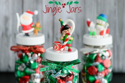 Jingle Jar Christmas Gifts