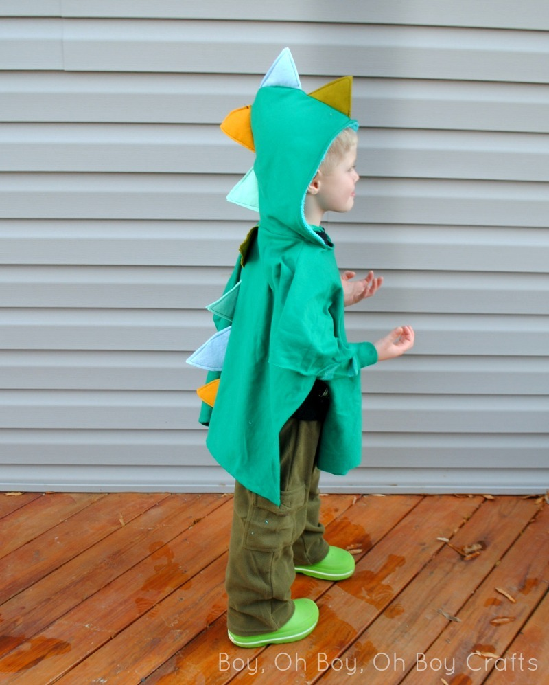 Diy Dragon Halloween Costume Allfreesewing Com