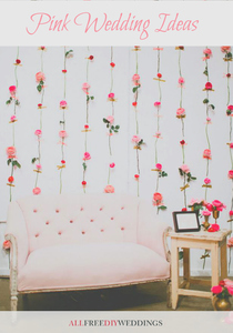 Perfectly Pink Wedding: 62 Wedding Ideas