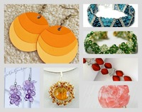 DIY Jewelry Projects By Color