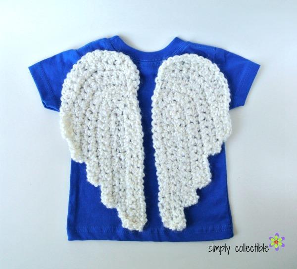 Crochet Angel Wings AllFreeCrochet.com