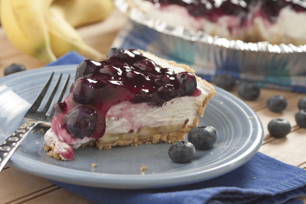 Blue-Bana Cream Pie
