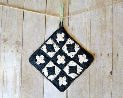 18 Crochet Knit And Sewn Potholder Patterns Favecrafts