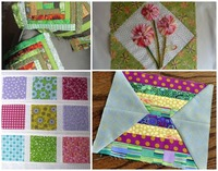 """Patterns for Quilting: 8 Free Quilt Block Patterns to Make a Quilt for Your Home"" eBook"