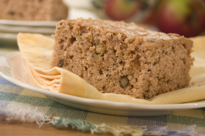 Amish Applesauce Cake