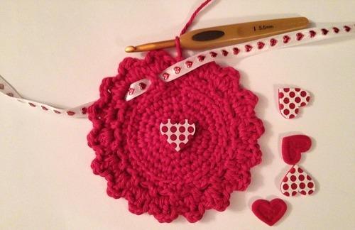 Valentines Day Crochet Cozy Allfreecrochet