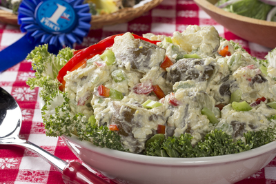 Award Winning Potato Salad