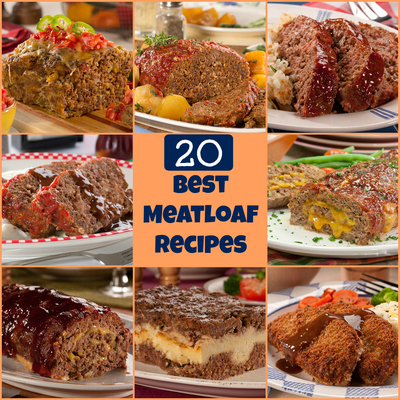 How to make meatloaf 20 of our best meatloaf recipes mrfood we cant think of a food that reminds us more of moms home cooking than a good old fashioned meatloaf recipe simple classic and easy to pair with any forumfinder Gallery