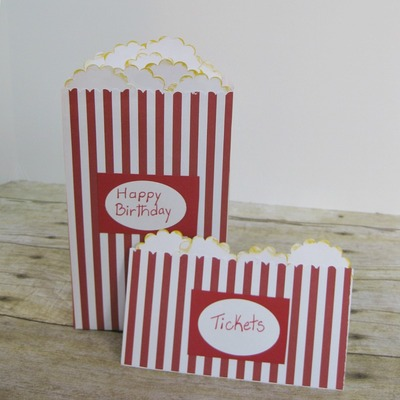 Movie Gift Card Envelope