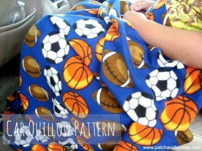 Quillow Pattern Allfreesewing