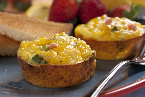 Rise n Shine Omelet Cups