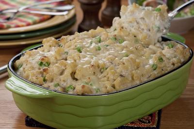 Family Favorite Tuna Noodle Casserole