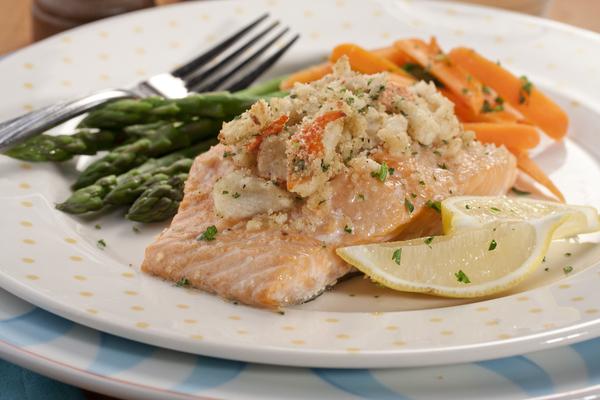 Salmon Fish Cakes With Potato Recipe