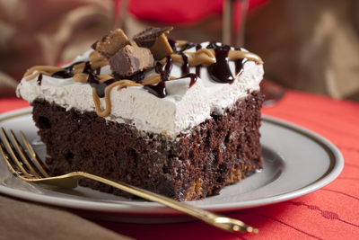 Black Forest Cookies Using Cake Mix