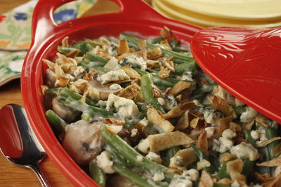 New Green Bean Casserole