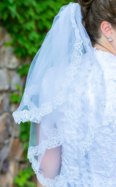 Easy Wedding Veil