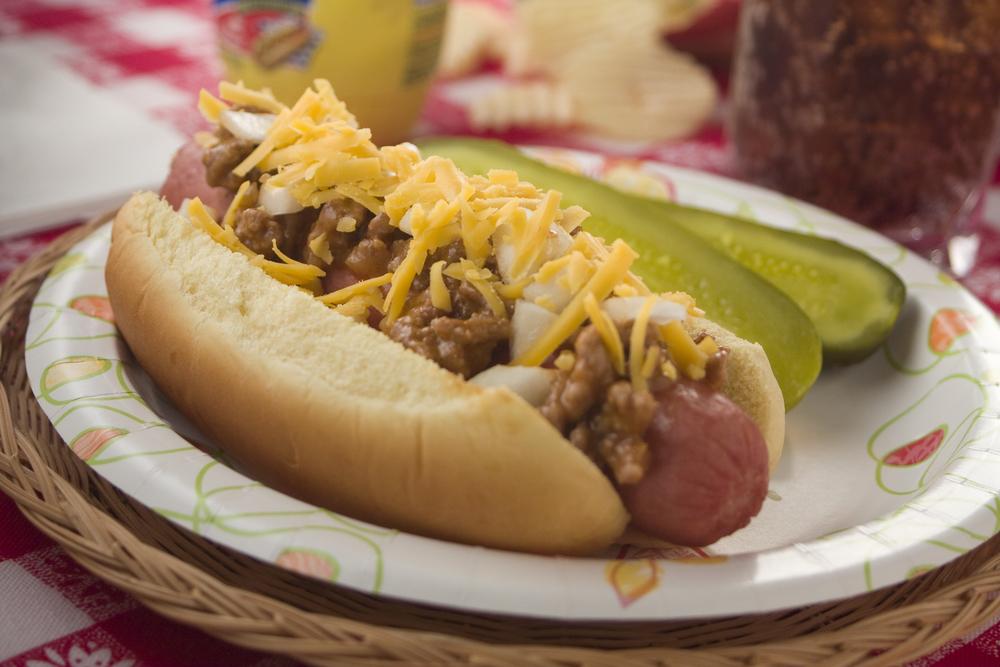 easy hot dog chili recipe