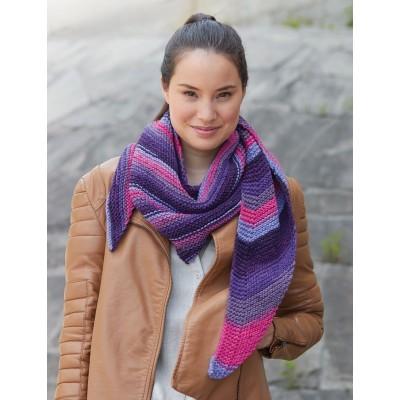 11 Triangle Shawl Knitting Patterns Free Allfreeknitting