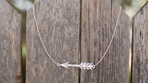Paper Arrow Jewelry Set