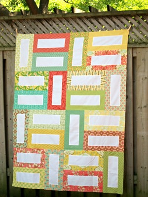 The Euclid Quilt