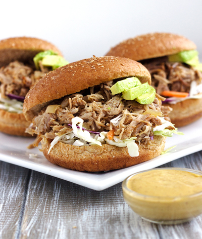 Copycat Chipotle Pulled Pork
