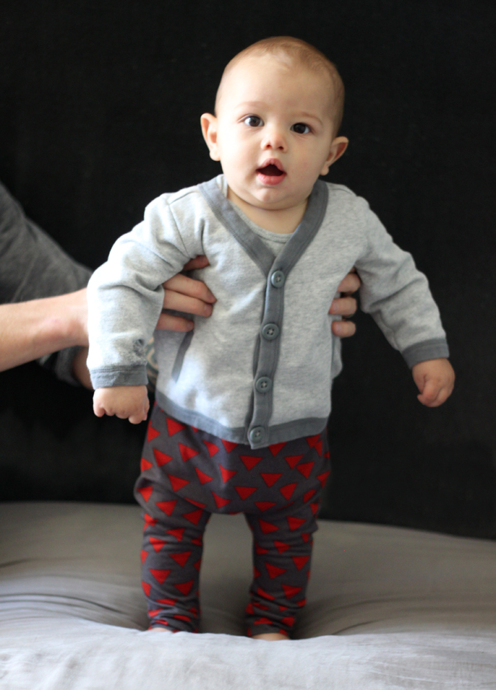 How To Make Baby Leggings Allfreesewing Com