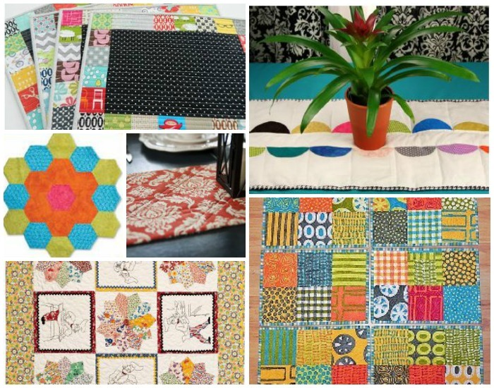Easy home decor sewing projects.