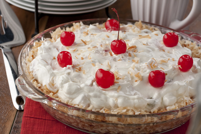Best Ambrosia Pie