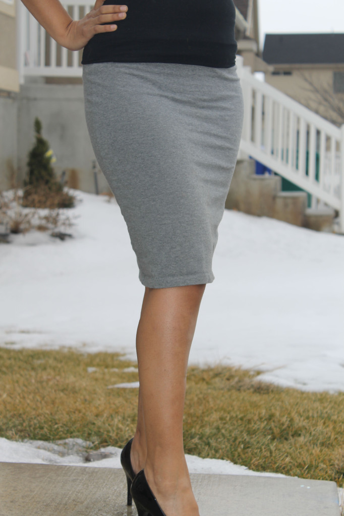 knit diy pencil skirt allfreesewing