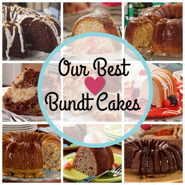 The Best Bundt Cake Recipe In The World