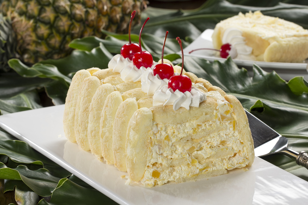 Pineapple Freezer Cake Mrfood Com